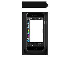 メディバンペイントiPhone用アプリの製品情報を見る