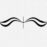 ふち取り線対称