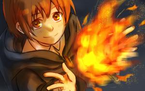 レイヤーブレンドを駆使して炎エフェクトを描いてみよう!