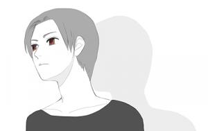 いろいろな顔の向きの描き方【アオリ】