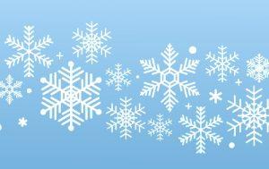 雪の結晶の描き方
