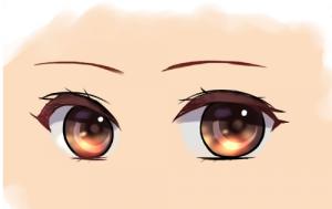 绘制眼睛的简单指南 ~ 6 步画出透亮的眼睛~